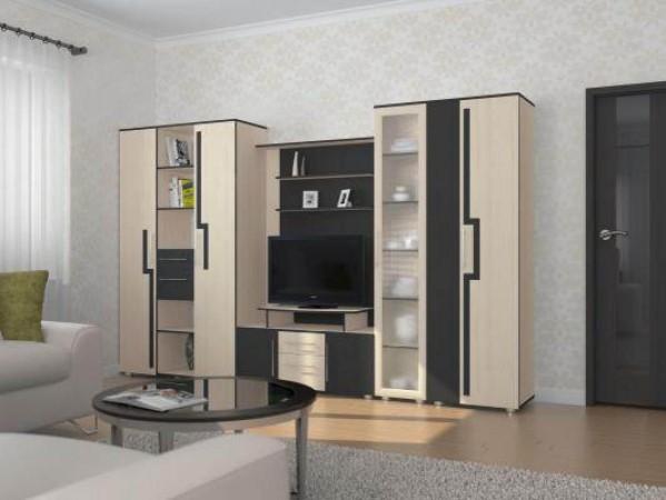 Модульная гостиная Арианна (Эко г.Пермь)