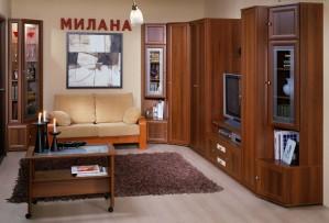 Гостиная Милана