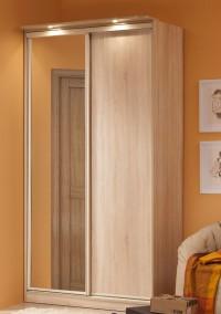 Шкаф-купе Домашний цвет Дуб Сонома