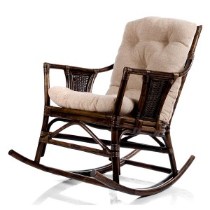Кресло-качалка Canary с подушкой(004.006)