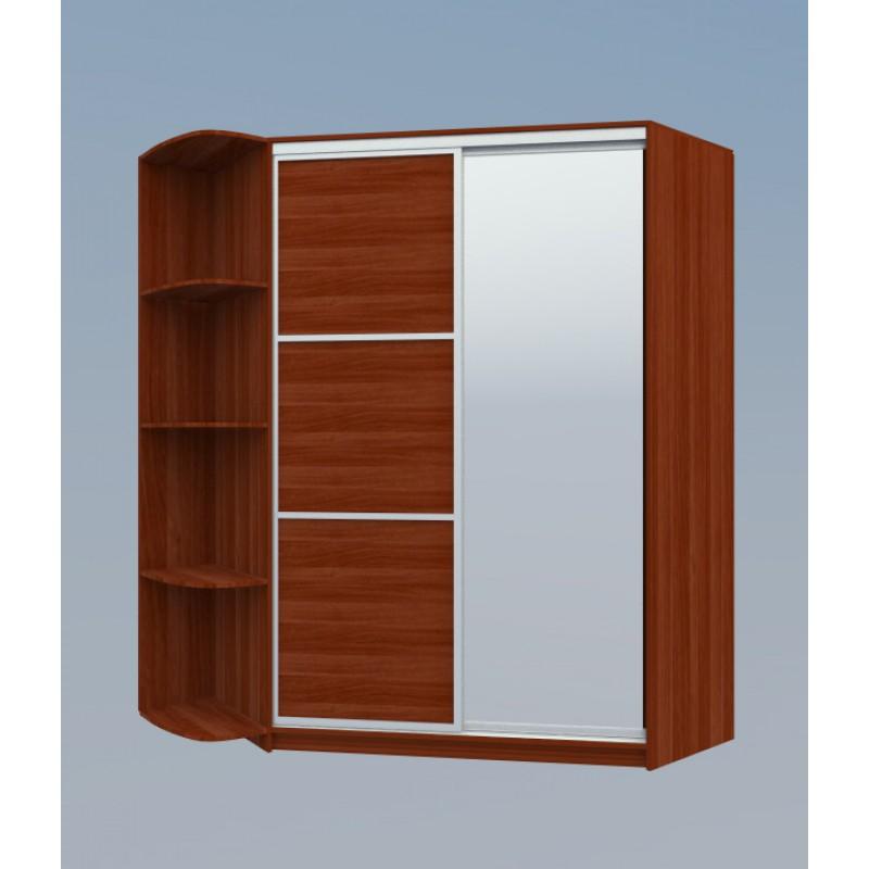 Шкаф-купе анна угловой - интернет-магазин мебели в екатеринб.