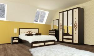 Спальня Бриена