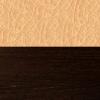 Венге(корпус)/Крем(кожзам)