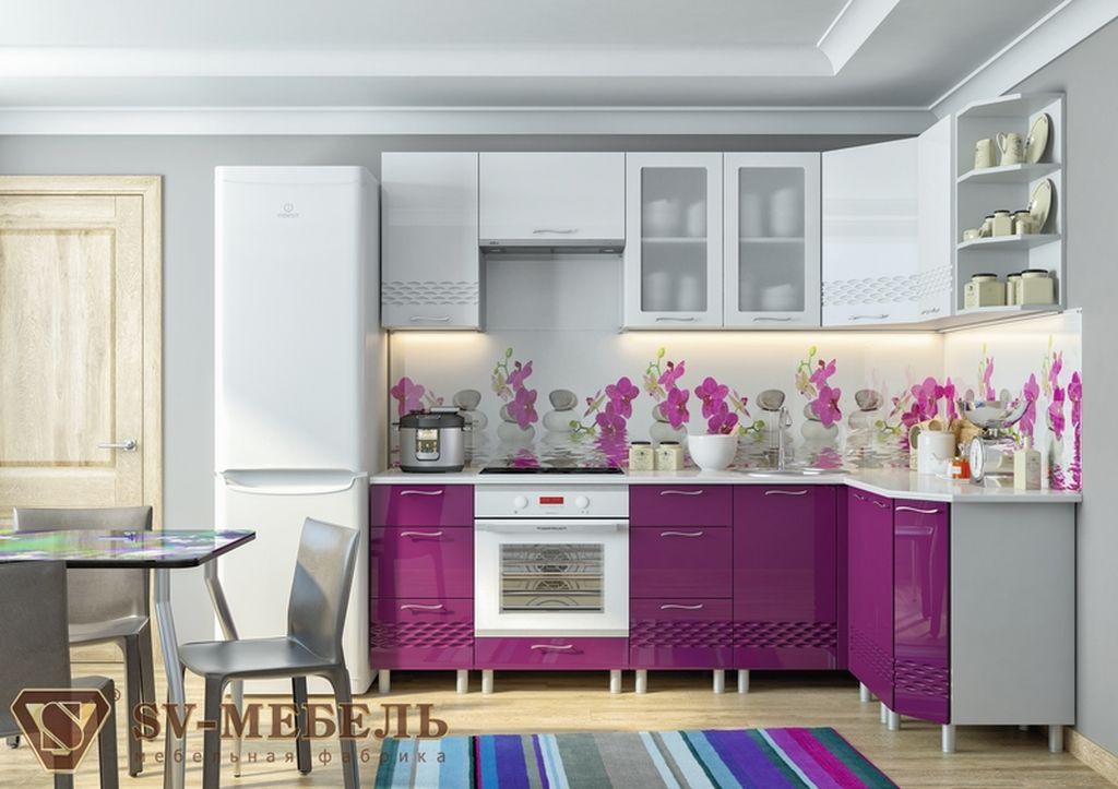 Кухня волна фото