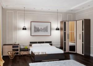 Спальня Эдем 2 (СВ мебель г.Пенза)