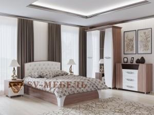 Спальня Лагуна 7 (СВ мебель г.Пенза)