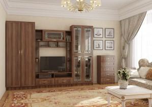 Модульная гостиная Вега (СВ мебель г.Пенза)