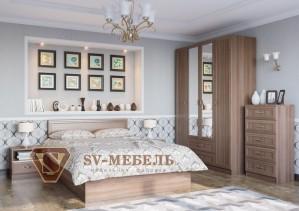 Спальня Вега (СВ мебель г.Пенза)