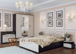 Спальня Эдем 4 (СВ мебель г.Пенза)